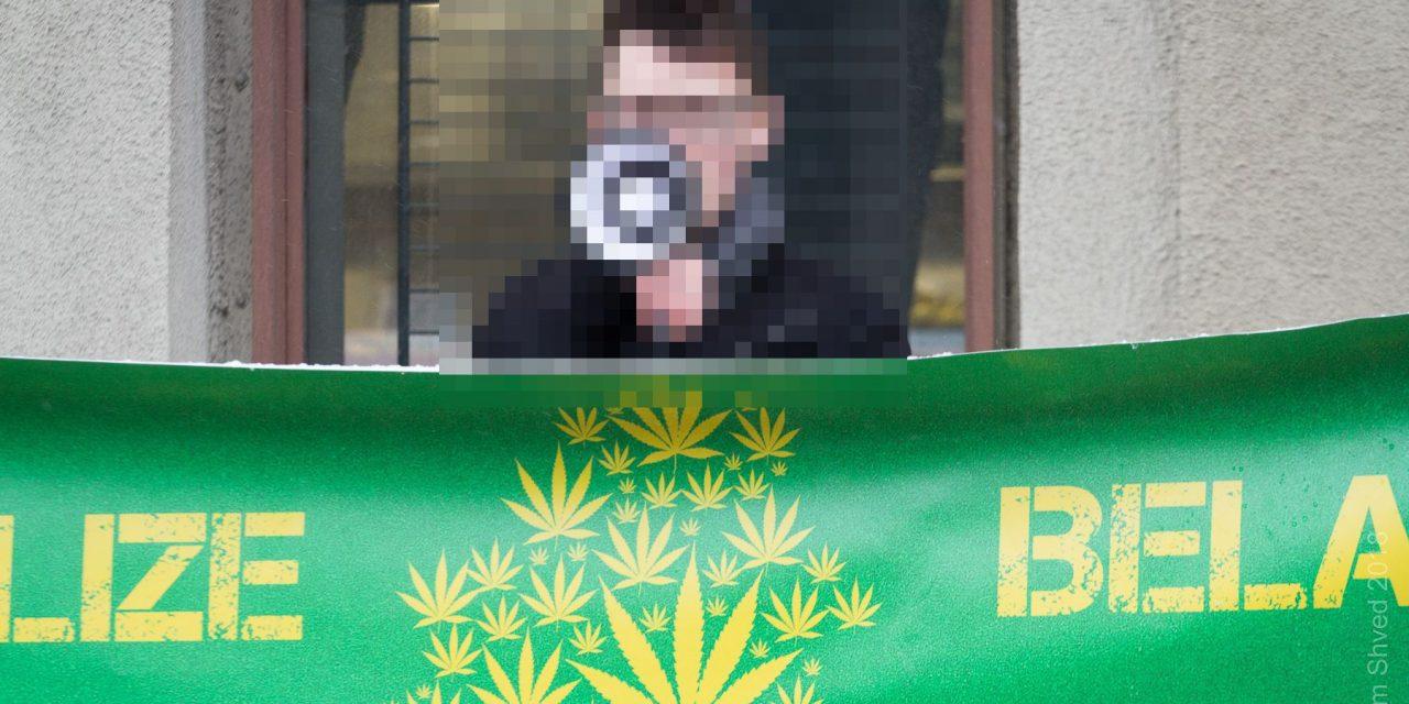 legalize.by website blocked in Belarus