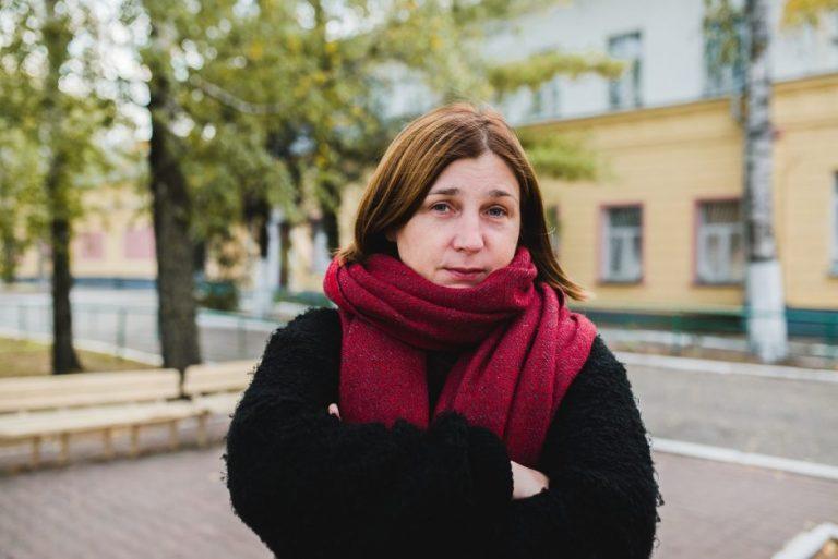 Марина Мацулевич про дело своего сына и цели голодовки