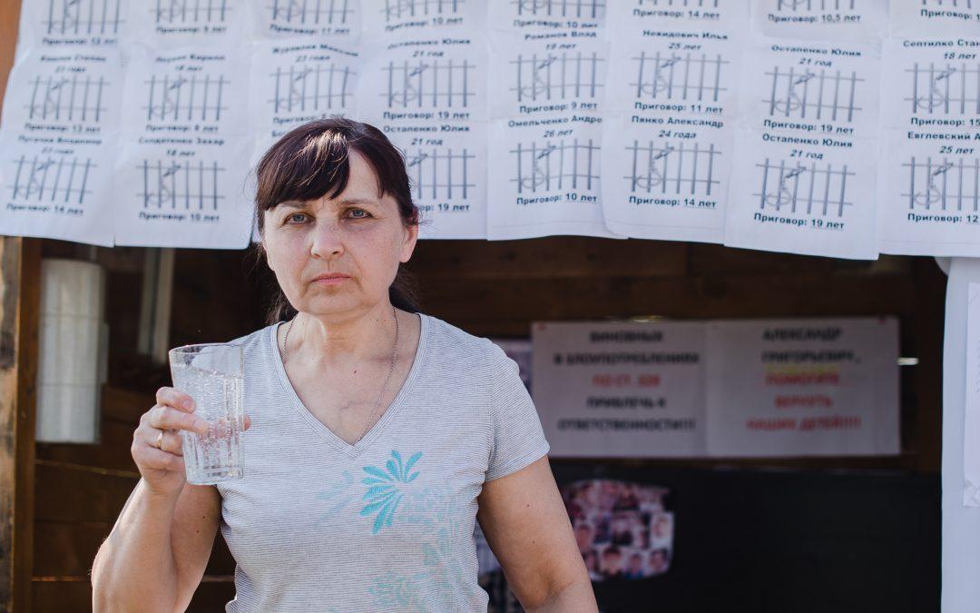 Women's Hunger Strike in Belarus Protests Harsh Anti-Marijuana Laws