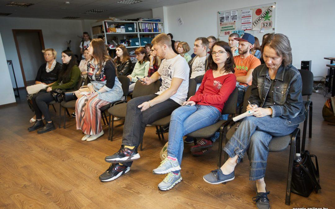 Onliner.by: активисты обсуждают легализацию марихуаны