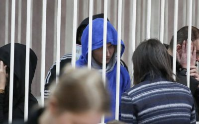 Onliner: Активисты предлагают облегчить 328 статью УК РБ