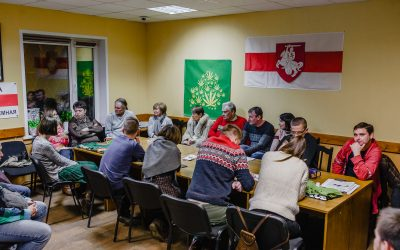 Harm Reduction Lecture Of Legalize Belarus In Homiel
