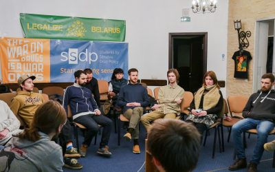 How to Reduce Harm of Drugs Event in Mahiloŭ