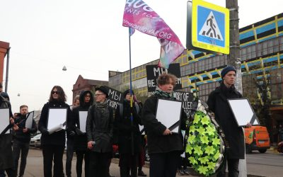 Procession in memory of those killed by cannabis marched in Minsk