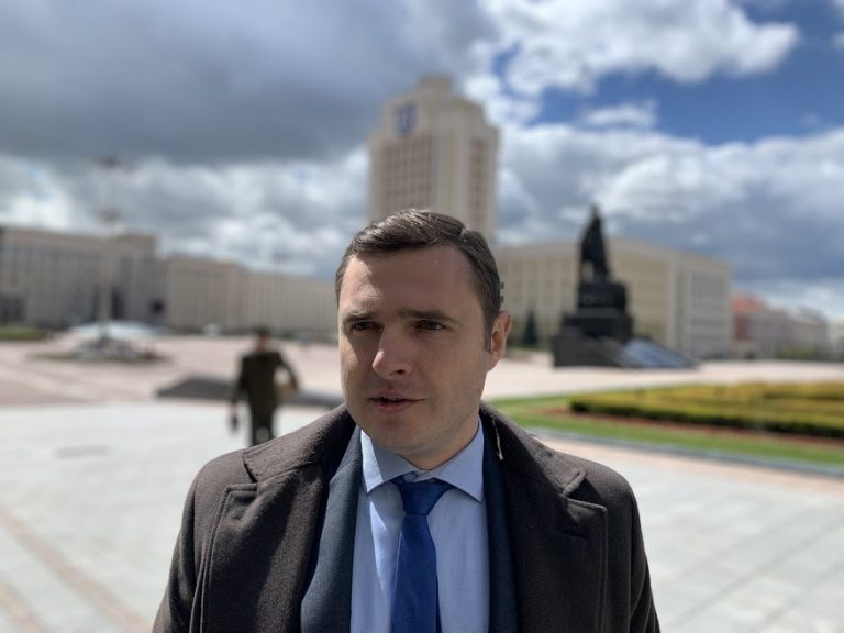 Заключительное слово Павла Спирина: народ Беларуси хочет диалога