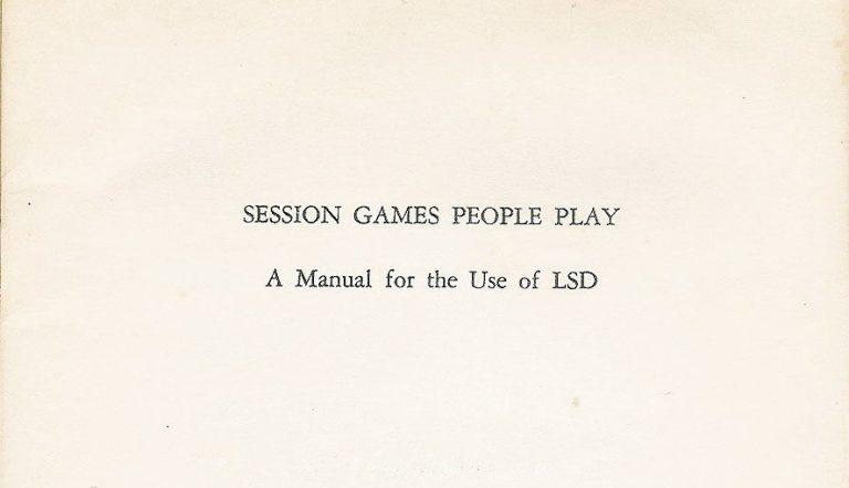 Трип-игры, в которые играют люди. Автор Лайза Биберман